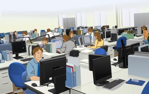 当社社内スタッフのイメージ